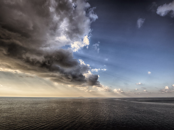 Wetterkapriolen auf Elba