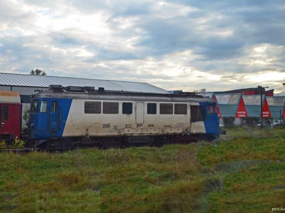 Achtung Zugsdurchfahrt