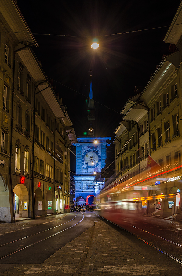 Zeitglockenturm Bern Schweiz