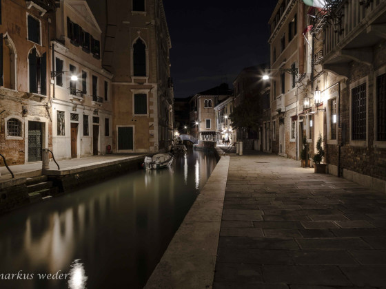 Venice By Night