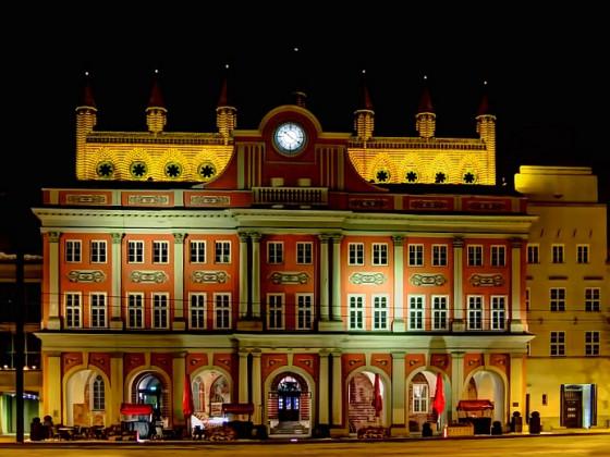 Rathaus der Hansestadt Rostock