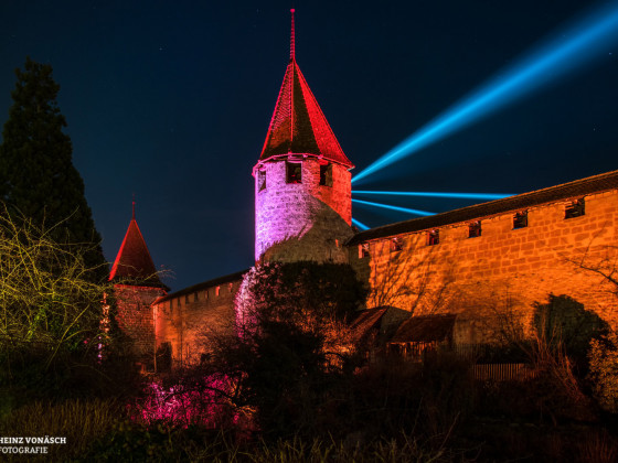 Murten Light Festival 2019