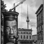 Poesie in Berlin