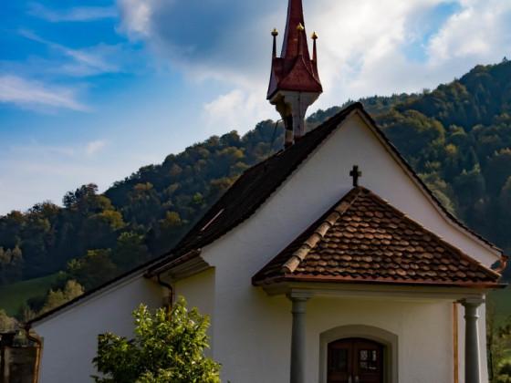 Kappelle gebaut 1885 Renoviert 2016
