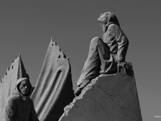 Sandskulptur 2