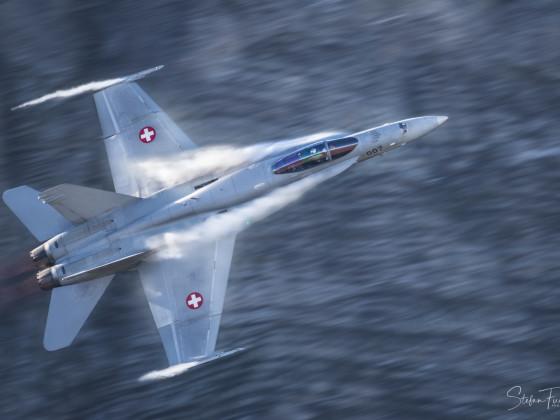 F/A-18 Axalp 2018