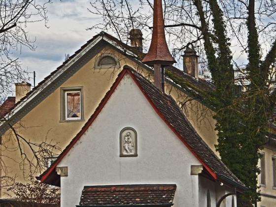 St.Anna-Kapelle in Wohlen