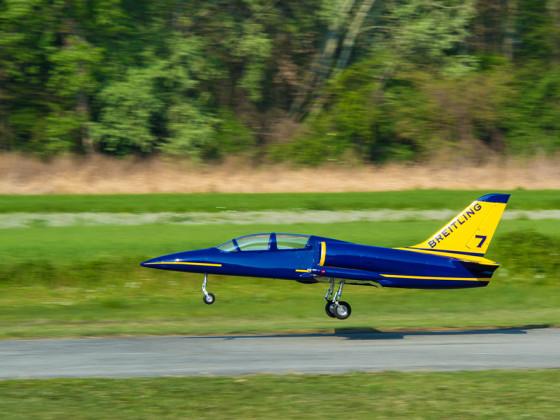 Modell Jet