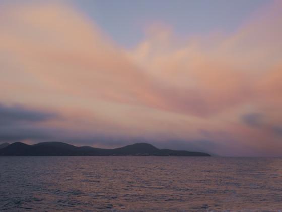 Morgenstimmung auf Elba