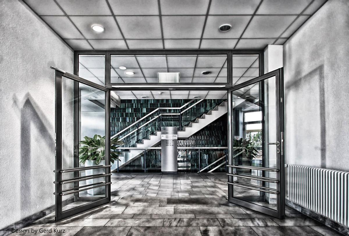 Eingangsbereiche...