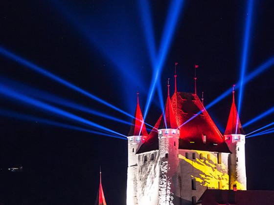 Schloss Gespenst verdreibung