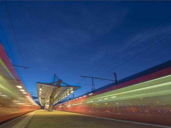Bahnhof Shoppyland