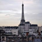 Paris - se reveille