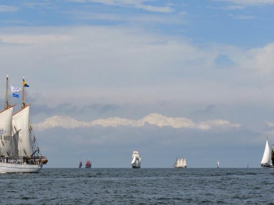 Hanse Sail 2017 II
