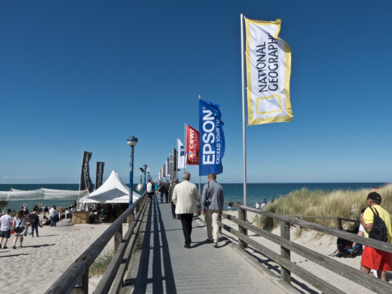 Richtung Ostsee