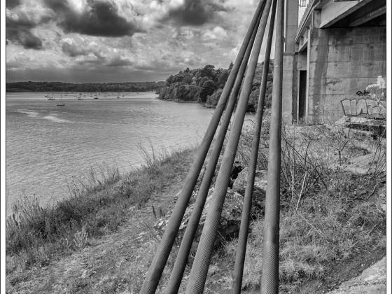 Brückenpfeiler
