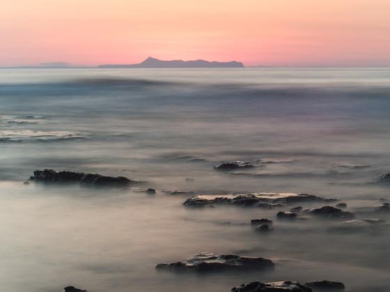 Strand bei Kreta