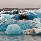 Im Eismeer am Vatnajökull.