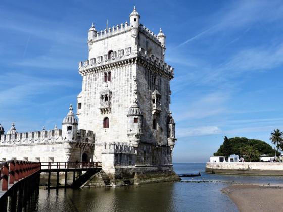 Lissabon - Torre de Belèm